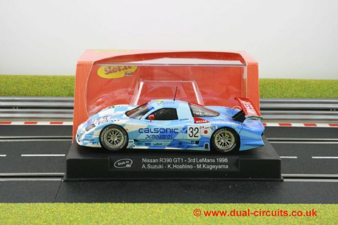 Slot It SICA14B Nissan R390 GT1 Le Mans 1998